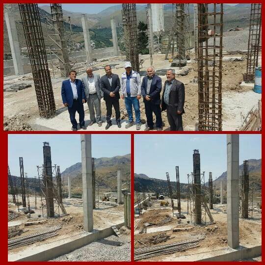 ایستگاه راه آهن در شهر رودبار تا ماه های آتی به بهره برداری کامل خواهد رسید