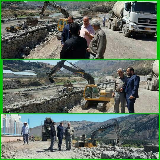 احداث دیوار حفاظتی کنار حاشیه رودخانه سفیدرود و آسفالت این مسیر دسترسی پدافندی جهت زیباسازی منظر شهری جاده ساحلی و استفاده عموم شهروندان