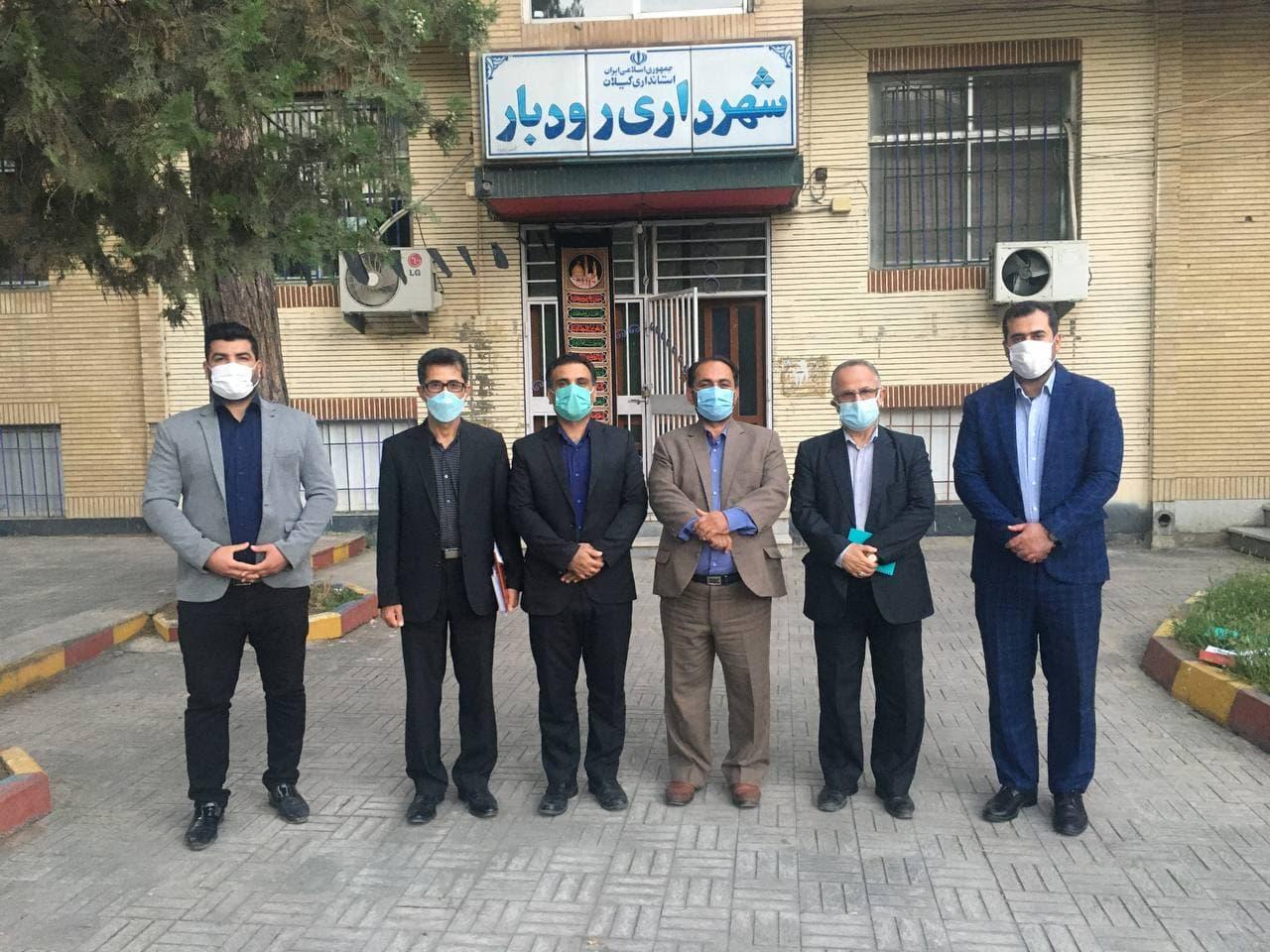 دکتر شهرام پیراندرخ با  رأی اکثریت اعضای شورای شهر سكاندار شهرداری رودبار شد